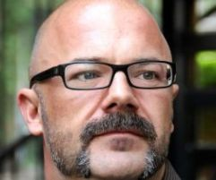 Picture of blogger, columnist and author Andrew Sullivan.